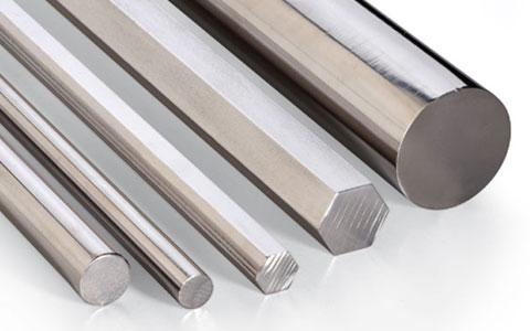 Barras de acero inoxidable for Brochetas de acero inoxidable