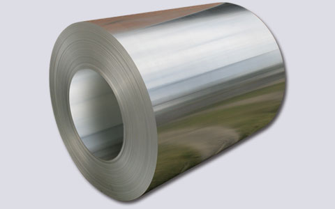 Lamina de aluminio en rollo